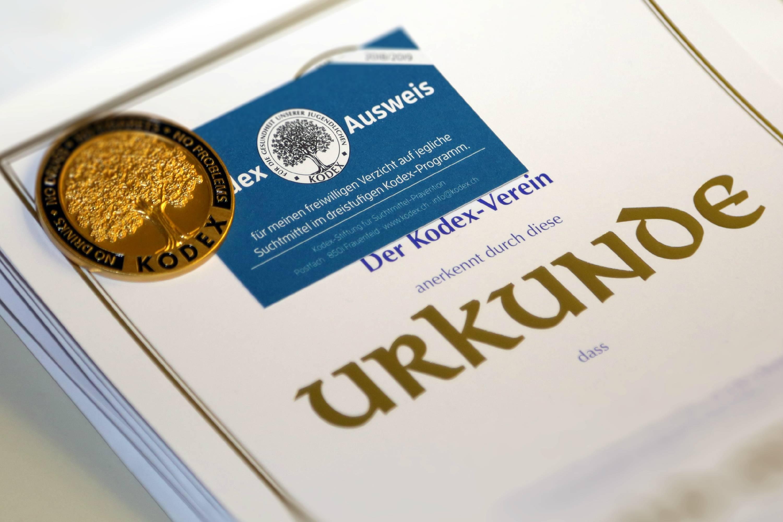 OZ Thurzelg - Kodexfeier 2018